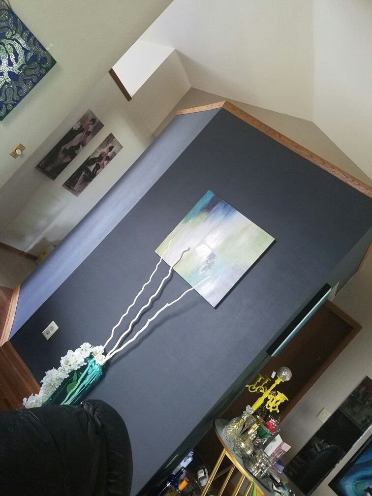 My Living Room Update With Dutch Boy Paints Design