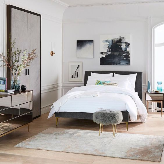west elm bedroom simplicity
